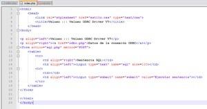 Ejemplos de Velneo ODBC Driver V7 8