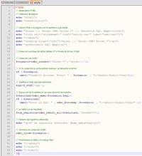 Ejemplos de Velneo ODBC Driver V7 9