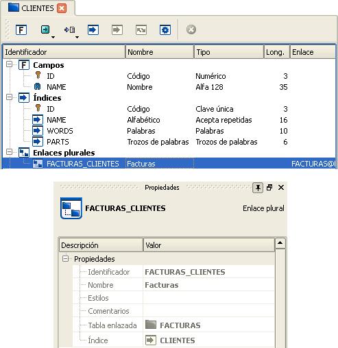 Optimizar la ordenación de enlaces plurales 4