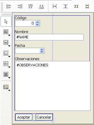 Cambio de tipo de control en el editor de formularios 3