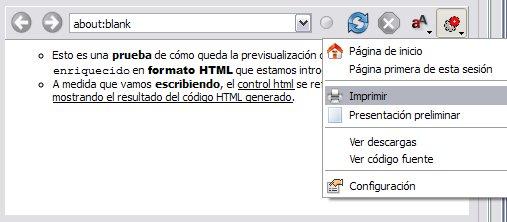 Control HTML con contenido dinámico 3