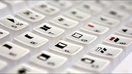 aceleradores de teclado de Velneo vDevelop V7
