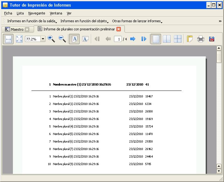 Mejoras en impresión en la versión 7.6 de Velneo V7 5