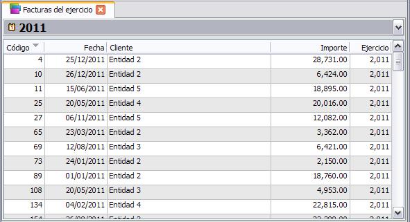 Velneo V7 7.7: Nuevas vistas de datos ListView y ComboView 7