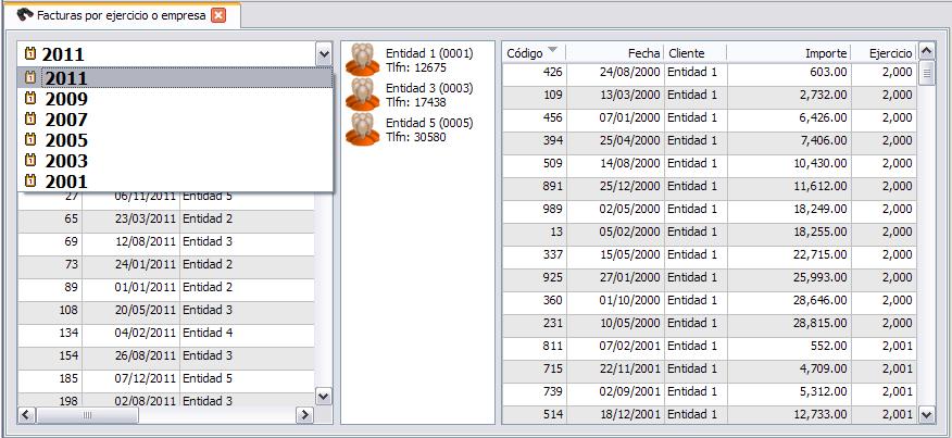 Velneo V7 7.7: Nuevas vistas de datos ListView y ComboView 9