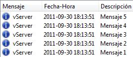 Listado de novedades Velneo V7 7.8.0 51