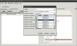 Nueva Open App: Tutor de Vista de datos de lista 2