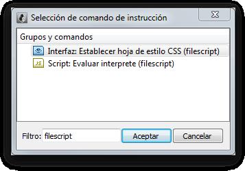 Listado de novedades Velneo V7 7.9.0 20