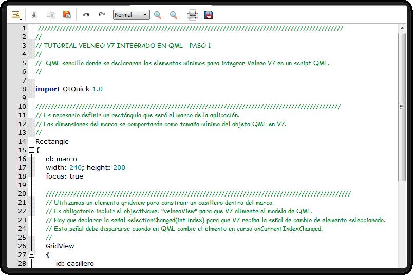Listado de novedades Velneo V7 7.9.0 40