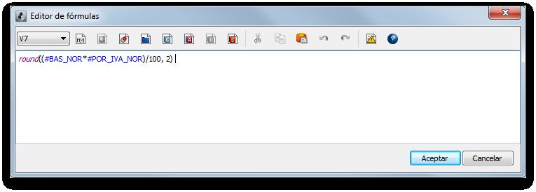 Listado de novedades Velneo V7 7.9.0 69