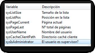 Listado de novedades Velneo V7 7.9.0 16
