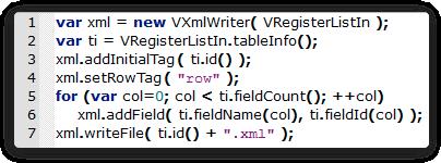 Listado de novedades Velneo V7 7.9.0 63