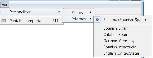 Velneo V7 7.10: Idiomas de proyecto y de Velneo V7 2