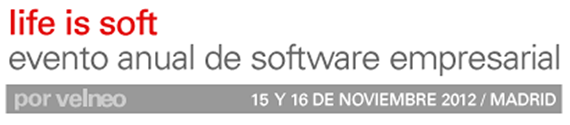 Life is Soft 2012 - Evento de software empresarial