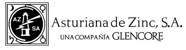 Asturiana de Zinc S.A. una empresa Glencore