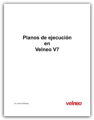 Portada planos de ejecución en Velneo V7