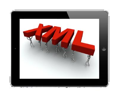 how to read xml document