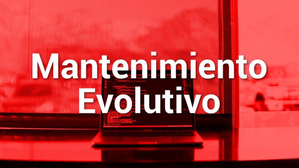 Mantenimiento evolutivo