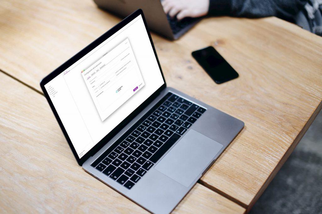 Velneo vERP 26.1 en macbook
