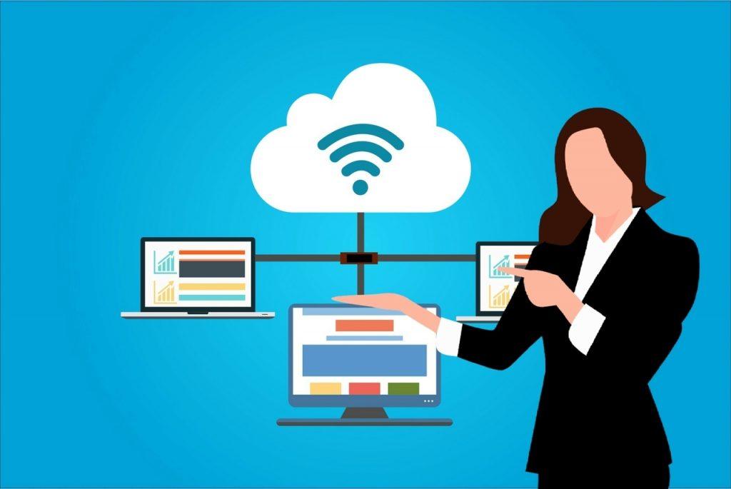 Uso y beneficios del cloud computing