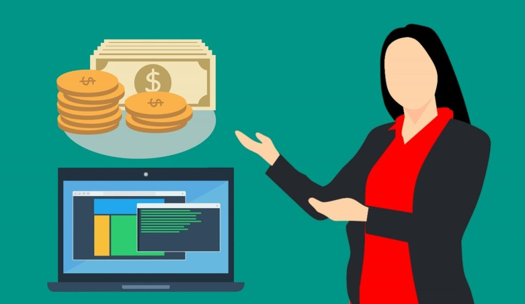 Cómo ganar dinero desarrollando aplicaciones