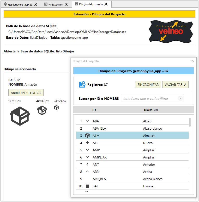 QML al rescate (I) - Extendiendo vDevelop y vClient 5