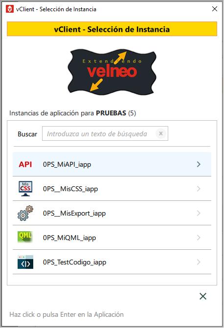 QML al rescate (I) - Extendiendo vDevelop y vClient 13