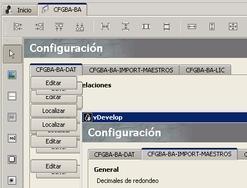 Previsualización de formularios en ejecución 1